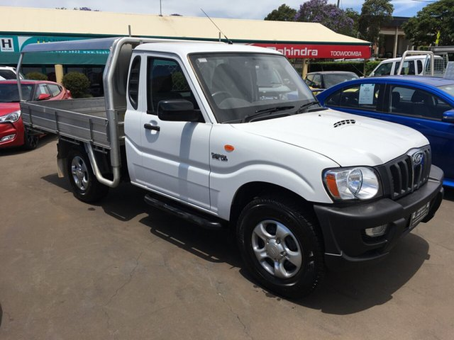 Used Mahindra Pik-Up, Toowoomba, 2015 Mahindra Pik-Up Cab Chassis