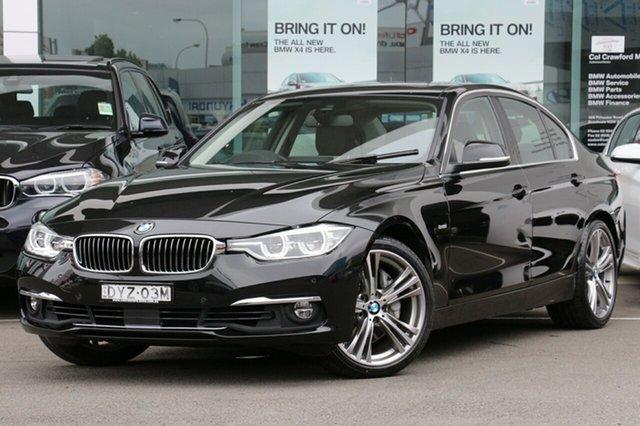 Used BMW 340i Luxury Line, Brookvale, 2017 BMW 340i Luxury Line Sedan