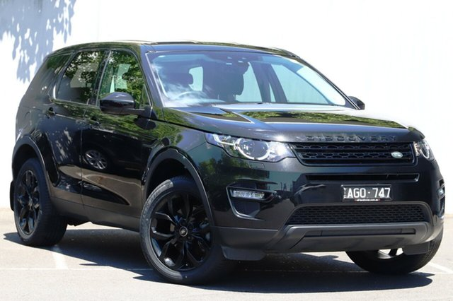 Used Land Rover Discovery Sport SD4 SE, Malvern, 2015 Land Rover Discovery Sport SD4 SE Wagon