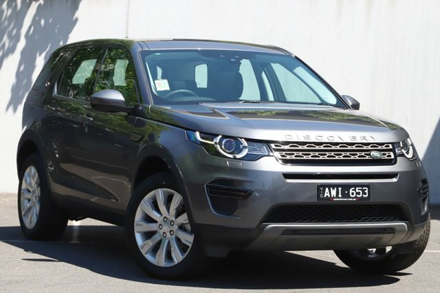 Discounted Demonstrator, Demo, Near New Land Rover Discovery Sport Si4 177kW SE, Malvern, 2017 Land Rover Discovery Sport Si4 177kW SE Wagon