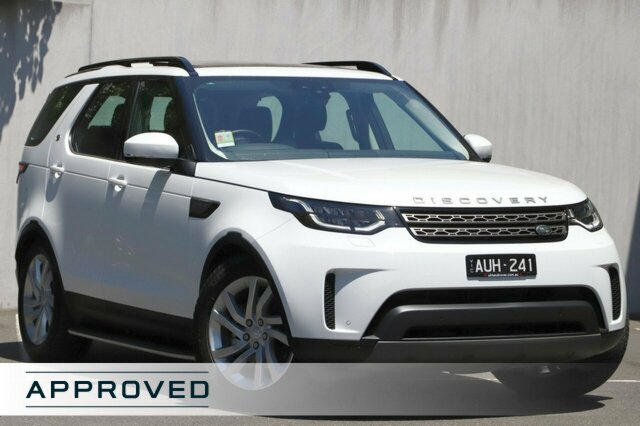 Used Land Rover Discovery TD6 SE, Malvern, 2018 Land Rover Discovery TD6 SE Wagon