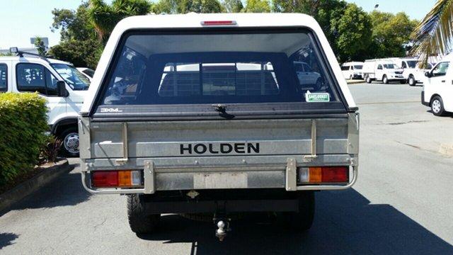 Used Holden Colorado LS Crew Cab, Acacia Ridge, 2016 Holden Colorado LS Crew Cab RG MY17 Cab Chassis