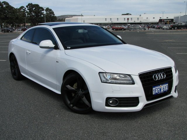 Used Audi A5 Multitronic, Maddington, 2008 Audi A5 Multitronic Coupe