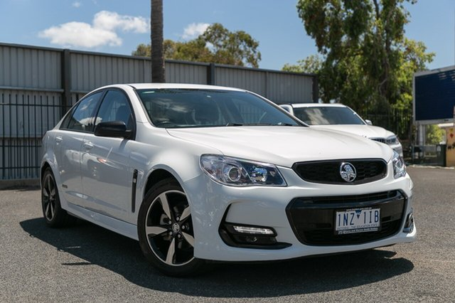 Used Holden Commodore SV6 Black Edition, Oakleigh, 2016 Holden Commodore SV6 Black Edition Vfii MY16 Sedan