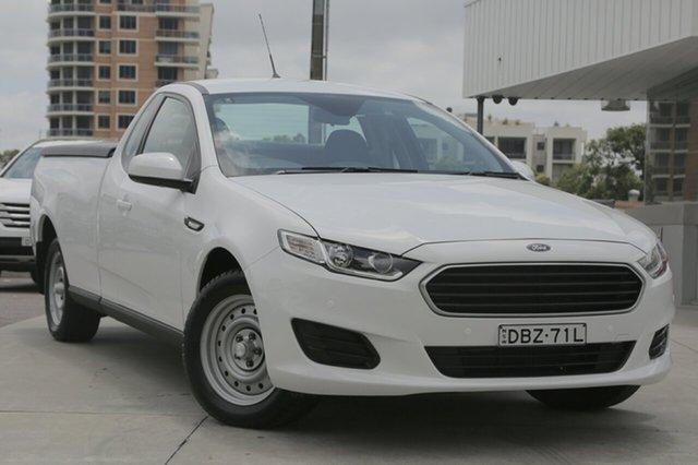 Used Ford Falcon Ute Super Cab, Waitara, 2015 Ford Falcon Ute Super Cab Utility