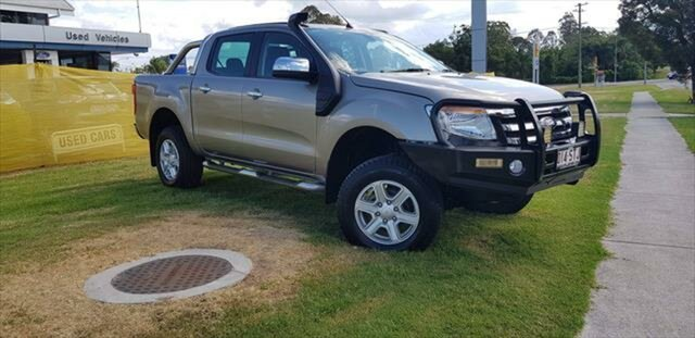 Used Ford Ranger XLT Double Cab, Gympie, 2012 Ford Ranger XLT Double Cab Utility
