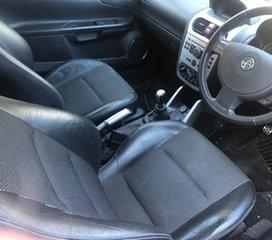 2005 Holden Tigra Convertible.
