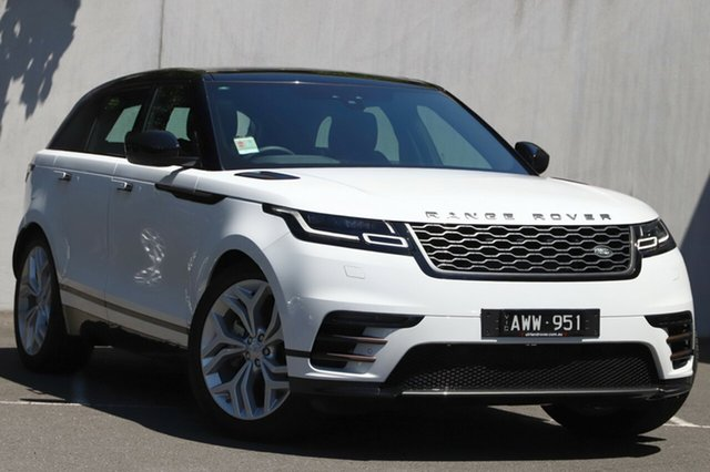 Discounted Demonstrator, Demo, Near New Land Rover Range Rover Velar D300 AWD R-Dynamic S, Malvern, 2017 Land Rover Range Rover Velar D300 AWD R-Dynamic S Wagon