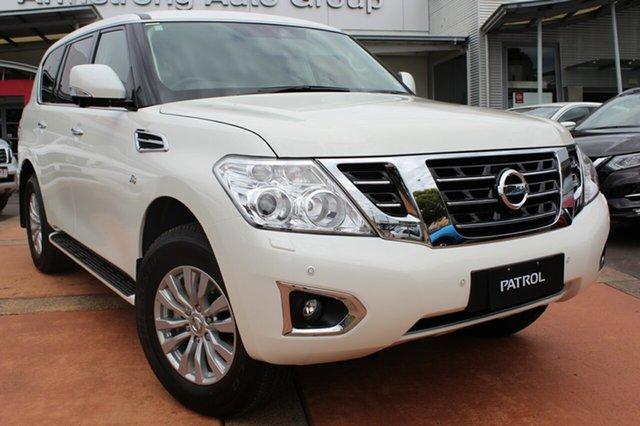 New Nissan Patrol TI-L, Toowoomba, 2018 Nissan Patrol TI-L Wagon