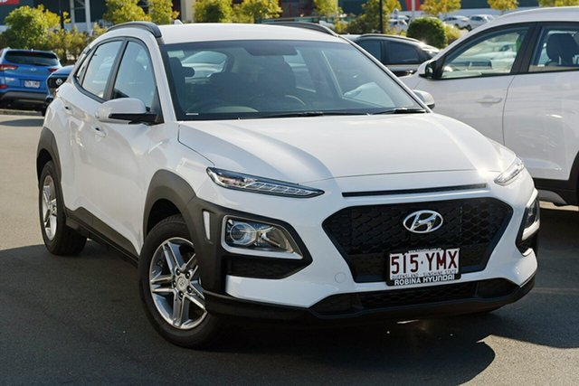 Demonstrator, Demo, Near New Hyundai Kona Active 2WD, Southport, 2018 Hyundai Kona Active 2WD Wagon