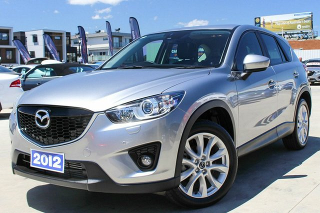 Discounted Used Mazda CX-5 Grand Touring SKYACTIV-Drive AWD, Coburg North, 2012 Mazda CX-5 Grand Touring SKYACTIV-Drive AWD Wagon