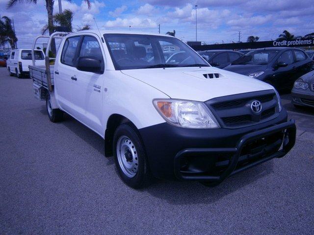 Used Toyota Hilux SR 4x2, Cheltenham, 2005 Toyota Hilux SR 4x2 Utility