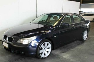 2004 BMW 530i Steptronic Sedan.