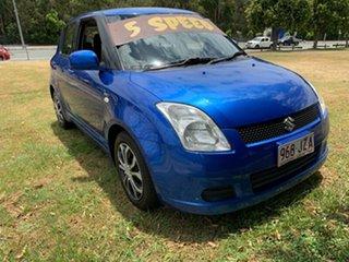 2007 Suzuki Swift Hatchback.