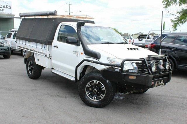 Used Toyota Hilux SR, Tingalpa, 2012 Toyota Hilux SR Cab Chassis