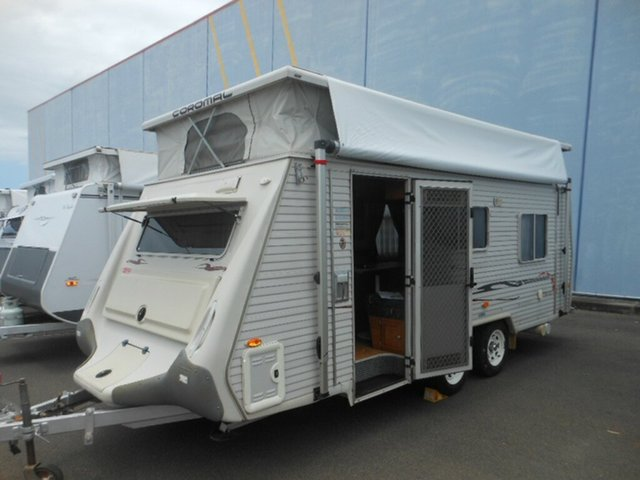 Discounted Used Coromal Corvair 544, Pialba, 2006 Coromal Corvair 544 Caravan