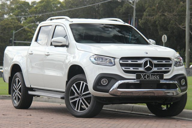 Discounted New Mercedes-Benz X-Class X250d 4MATIC Power, Southport, 2018 Mercedes-Benz X-Class X250d 4MATIC Power Utility