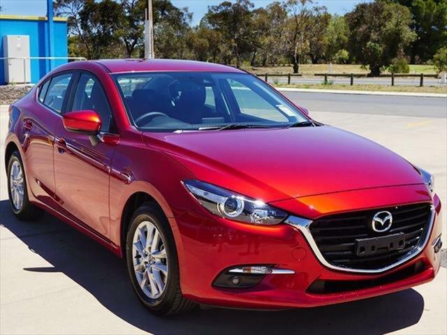 New Mazda 3 Maxx SKYACTIV-Drive Sport, Berri, 2018 Mazda 3 Maxx SKYACTIV-Drive Sport Sedan