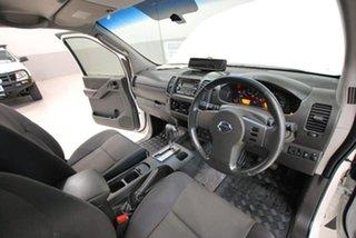 2013 Nissan Navara ST-X King Cab Utility.
