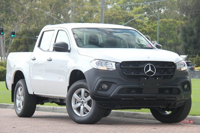 Discounted New Mercedes-Benz X-Class X220d 2WD Pure, Southport, 2018 Mercedes-Benz X-Class X220d 2WD Pure Utility