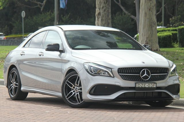 Discounted Used Mercedes-Benz CLA200 DCT, Southport, 2017 Mercedes-Benz CLA200 DCT Coupe