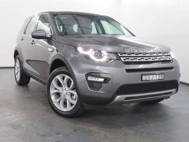 Used Land Rover Discovery Sport TD4 110kW HSE, Geelong, 2017 Land Rover Discovery Sport TD4 110kW HSE Wagon