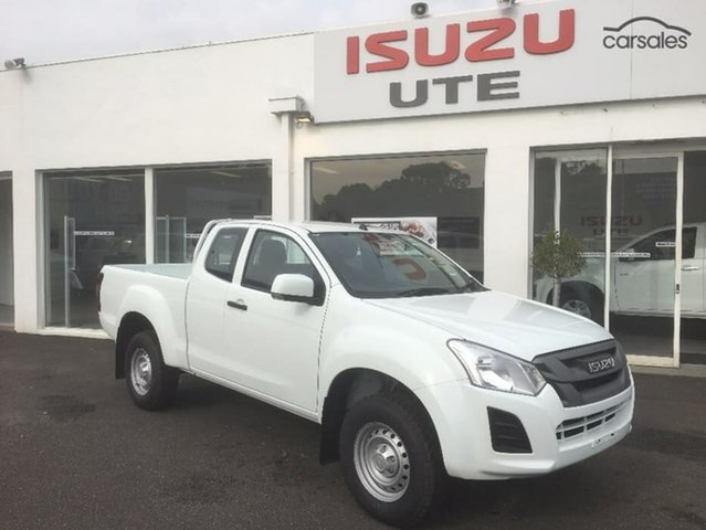 New Isuzu D-MAX SX Space Cab 4x2 High Ride, Southport, 2018 Isuzu D-MAX SX Space Cab 4x2 High Ride Utility