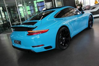 2016 Porsche 911 Carrera S Coupe.