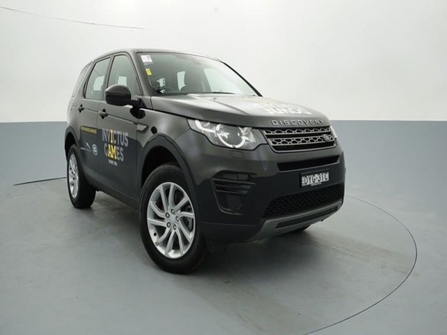 Used Land Rover Discovery Sport TD4 132kW SE, Geelong, 2017 Land Rover Discovery Sport TD4 132kW SE Wagon