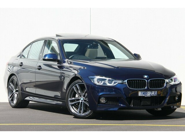 Used BMW 340i M Sport, Clayton, 2017 BMW 340i M Sport Sedan