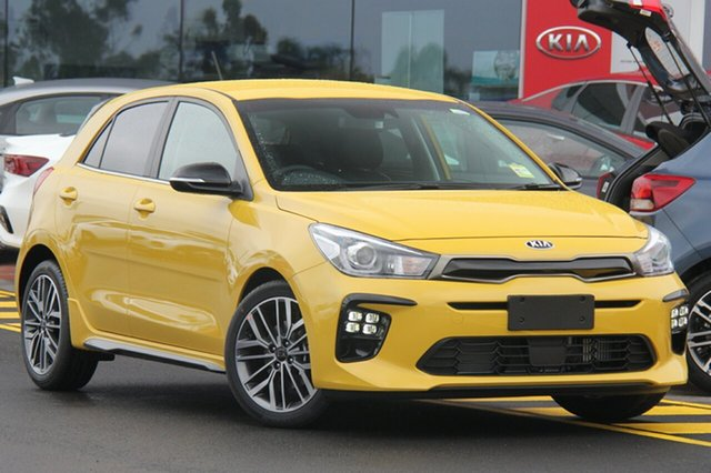 New Kia Rio GT-Line DCT, Toowong, 2018 Kia Rio GT-Line DCT Hatchback