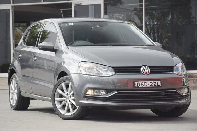 Used Volkswagen Polo 81TSI DSG Urban+, Warwick Farm, 2017 Volkswagen Polo 81TSI DSG Urban+ Hatchback