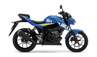 2018 Suzuki GSX-S125XA 125CC.