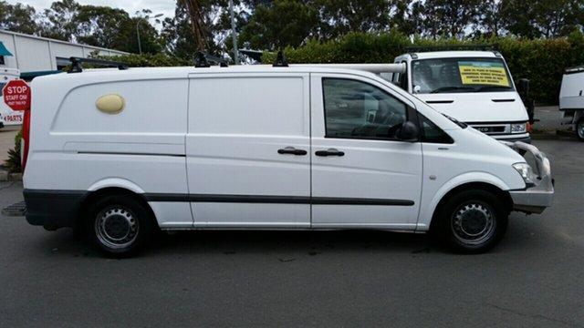 Used Mercedes-Benz Vito 116CDI SWB, Acacia Ridge, 2013 Mercedes-Benz Vito 116CDI SWB 639 MY11 Van