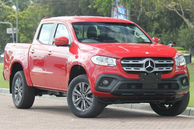 Discounted New Mercedes-Benz X-Class X250d 4MATIC Progressive, Southport, 2018 Mercedes-Benz X-Class X250d 4MATIC Progressive Utility
