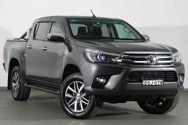 Used Toyota Hilux SR5 Double Cab, Southport, 2017 Toyota Hilux SR5 Double Cab Utility