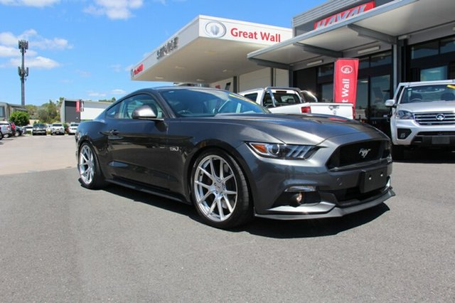 Discounted Used Ford Mustang GT Fastback, North Lakes, 2017 Ford Mustang GT Fastback Fastback