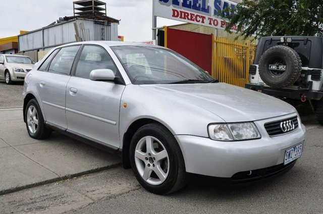 Used Audi A3 1.6, Hoppers Crossing, 2000 Audi A3 1.6 Hatchback