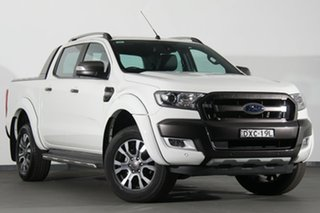 2016 Ford Ranger Wildtrak Double Cab Utility.