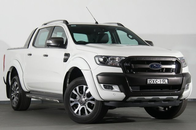 Used Ford Ranger Wildtrak Double Cab, Southport, 2016 Ford Ranger Wildtrak Double Cab Utility
