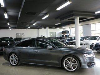 2014 Audi S8 Tiptronic Quattro Sedan.