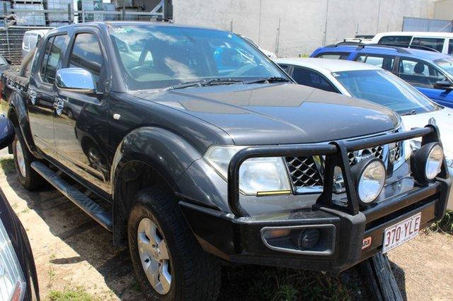Used Nissan Navara ST-X, Underwood, 2006 Nissan Navara ST-X Utility