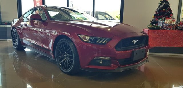 Used Ford Mustang GT Fastback SelectShift, North Lakes, 2017 Ford Mustang GT Fastback SelectShift Fastback
