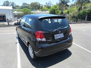 2007 Holden Barina Hatchback.