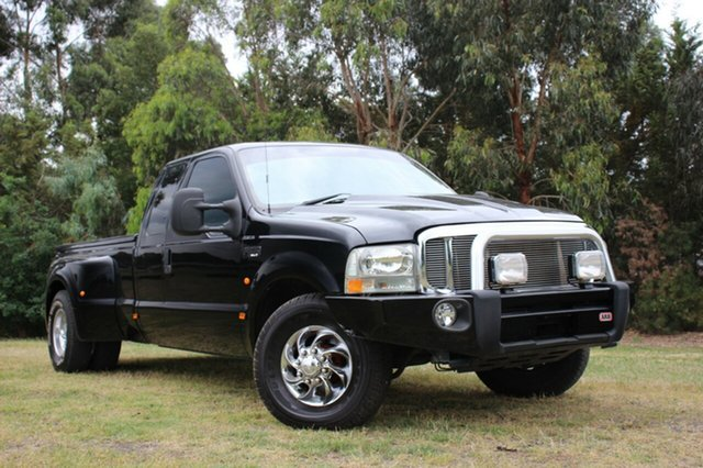 Used Ford F250 XLT Super Cab 4x2, Officer, 2002 Ford F250 XLT Super Cab 4x2 Utility