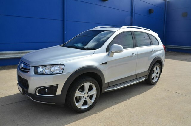 Used Holden Captiva 7 LTZ (AWD), Toowoomba, 2014 Holden Captiva 7 LTZ (AWD) Wagon