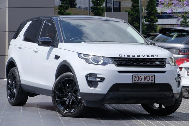 Used Land Rover Discovery Sport Td4 HSE, Newstead, 2015 Land Rover Discovery Sport Td4 HSE Wagon