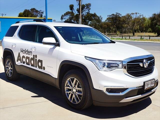 Discounted Demonstrator, Demo, Near New Holden Acadia LTZ 2WD, Berri, 2018 Holden Acadia LTZ 2WD Wagon