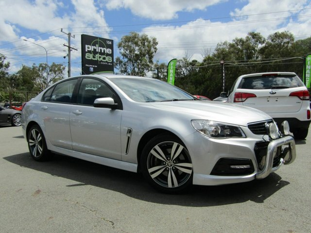 Used Holden Commodore SS, Underwood, 2015 Holden Commodore SS Sedan
