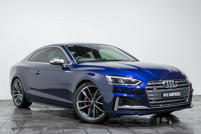Used Audi S5 Tiptronic Quattro, Rozelle, 2017 Audi S5 Tiptronic Quattro Coupe